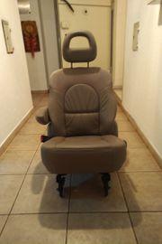 Chrysler Voyager Sitze abzugeben