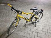 Mountainbike 18 45 7cm zu
