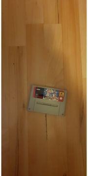 Nintendo SNES Spiel - Super Bomberman