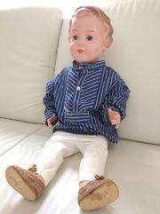 Nixe Cellba Celba Celluloid Puppe