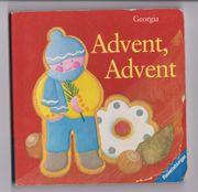 Georgia Advent Advent - Pappebilderbuch