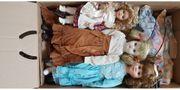 3 Puppen