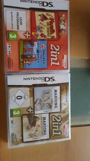 2x Nintendo DS Spiele