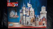 3D Puzzle Neuschwanstein 836 Teile