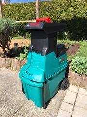 Bosch Gartenhäcksler AXT 25 D