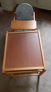 Kinder Tisch und Stuhl Kombi