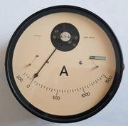 Antikes Amperemeter 1000 A der