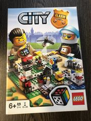 Lego Spiel City Alarm 3865