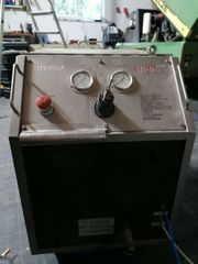Trockeneisstrahlgerät Cryomax Plus Trockeneis