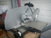 Aufschnittmaschine 35cm Messer