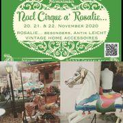 Weihnachtsmarkt Noel cirque a Rosalie