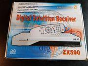 Digital Satelliten Receiver ZX590