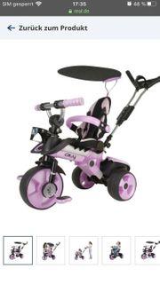 Injusa Trike City pink Kinder