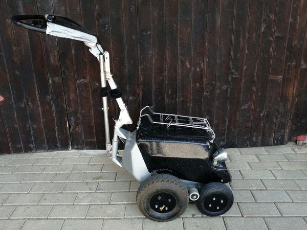 Rollstuhlzuggerät Minitrac