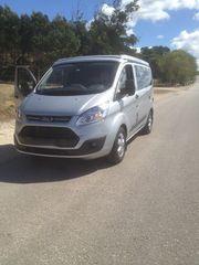 Ford Transit Custom Nugget Westfalia