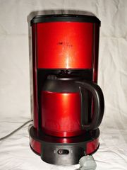 Kaffeemaschine mit Thermoskanne Clatronic Diavolo