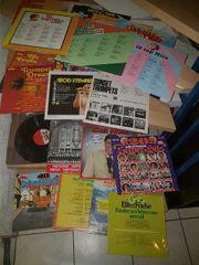 schalltplatten mix 63platten