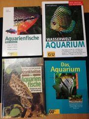 Fachbücher über Aquaristik