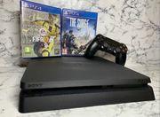 PS4 Slim 500GB mit 2