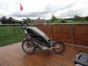 Chariot CX1 Inklusive Fahrrad-Set