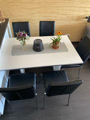 Küchentisch inkl 5 Stühle
