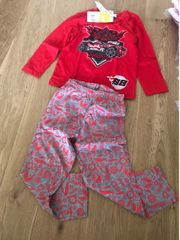 Hot Wheels Pyjama 2teilig NEU