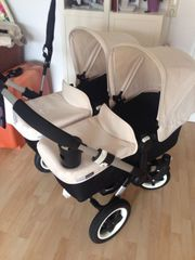 Bugaboo Donkey Duo Off White