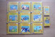 Reisemaus CDs Kassetten Verschiedene