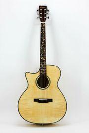 Keytone Premium GA76L Westerngitarre Lefthand