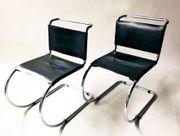 Freischwinger Stühle 2Stück MR Mies