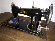 Pfaff 31 Nähmaschine Museum Stück