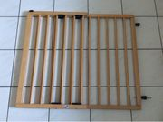 2 Treppenschutzgitter 2725 2723 Holz