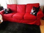 EKTORP IKEA 3er Sofa