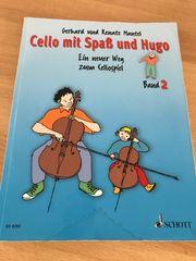 Buch Cello mit Spaß und