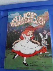 Kinderbuch Alice im Wunderland
