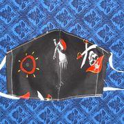 Alltagsmaske Mundschutz Piraten