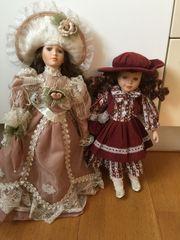 Puppen für Dekoration
