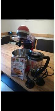 Küchenmaschiene zum kochen backen