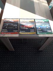 Opel Collection hefte Ohne Modellautos