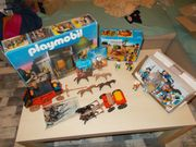 Kleine Sammlung Playmobil