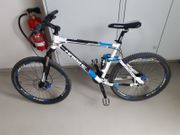 Mountainbike Fully 26 zoll
