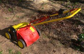 Gartengeräte, Rasenmäher - Elektro-Vertikutierer von Wolf Garten Olympia