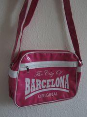 Schultertasche Frauen pink Tasche Sommer