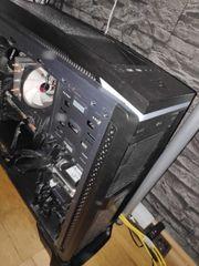 Gaming PC mit vielen Spielen