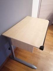 Kettler Büro-Schreibtisch Höhenverstellbar