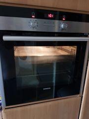 Einbauküche mit Siemensgeräten Auch einzeln