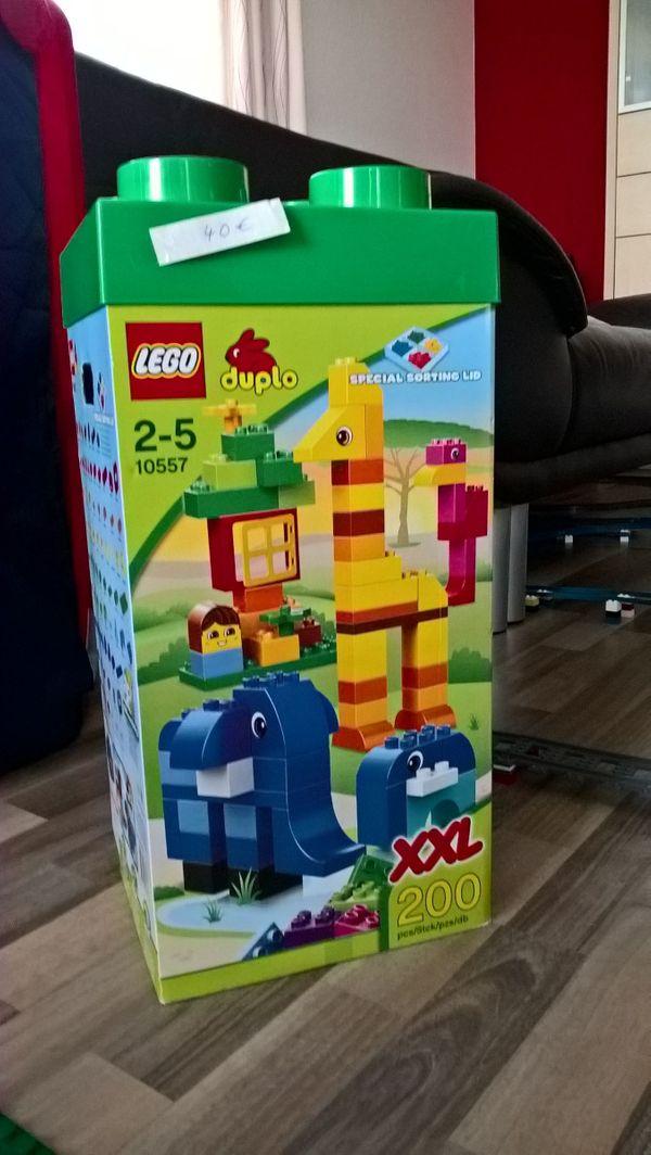 Lego Duplo XXL Steinebox 10557