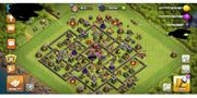 Clash Of Clans Account Level