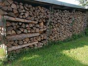Brennholz Kiefer Fichte zu verkaufen