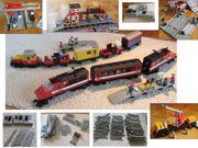 Lego 12 V Eisenbahn Set